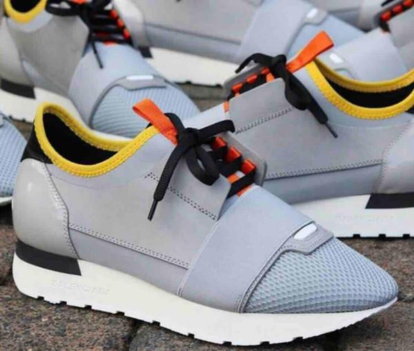 Ücretsiz Kargo Kanye West Düşük En Sneakers Erkek ve Kadın Deri İş Günlük Ayakkabılar Paris Erkekler Tasarımcı Ayakkabı c15