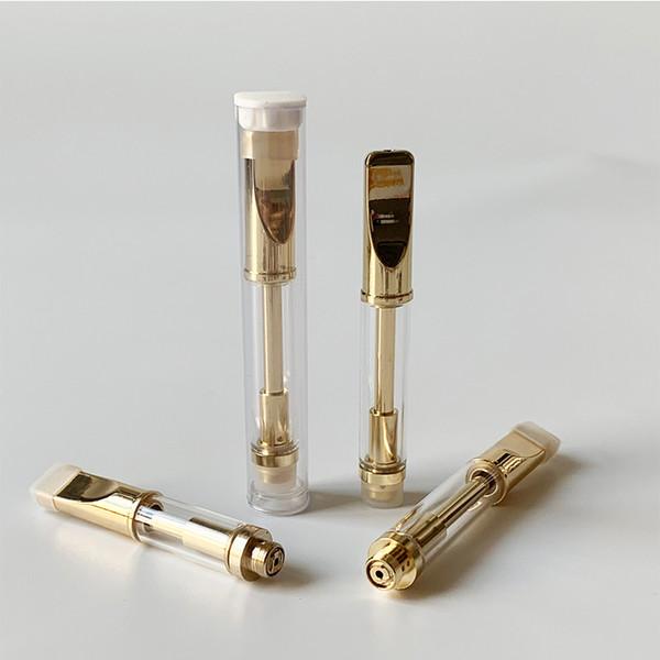 Factory Price High Quality 92A3 Vape Cartridge For 510 Thread 1ml Ceramic Vape Cartridge Glass Tank Electronic Cigarettes Dab Ecig