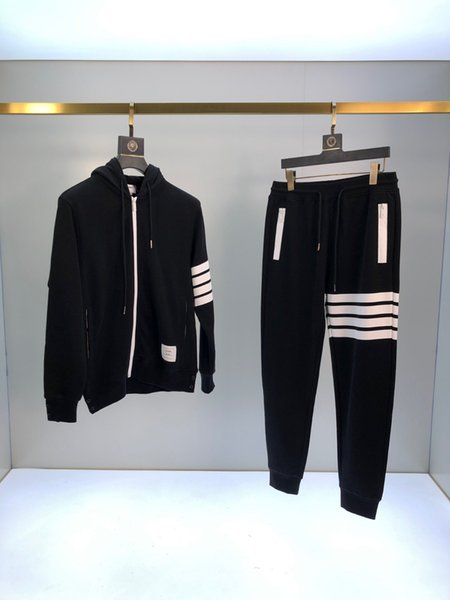 Exquisite Men Tracksuit Original Design And Exquisite Embroidery Sweaters And Pants Outdoors Sportswear Fr88260