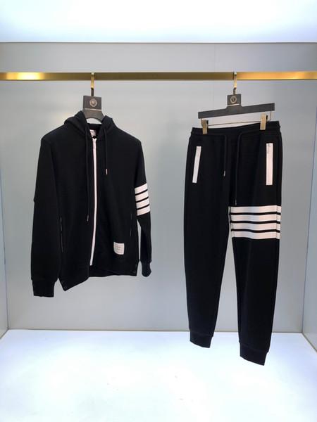 Exquisite Manntrainingsnazug originelles Design und exquisiter Stickereien Pullover und Hosen Im Freien Sport Fr88260