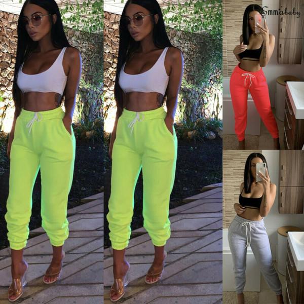 Uzun Pantolon Bayanlar jeggings Skinny Yüksek Bel Pantolon Casual Kadınlar Kalem Pantolon Bikini Cover Up Beachwear