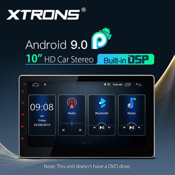 XTRONS Универсальный 10,1