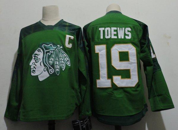 19 Jonathan Toews St. Patrick