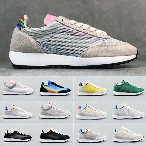 Yeni TAILWIND 79 BETRUE Spor Koşu Ayakkabıları Erkek Kadın Gökkuşağı Nefes Örgü Rahat Koşu Ayakkabı Spor Eğitmenler Tasarımcı Sneakers 36-45