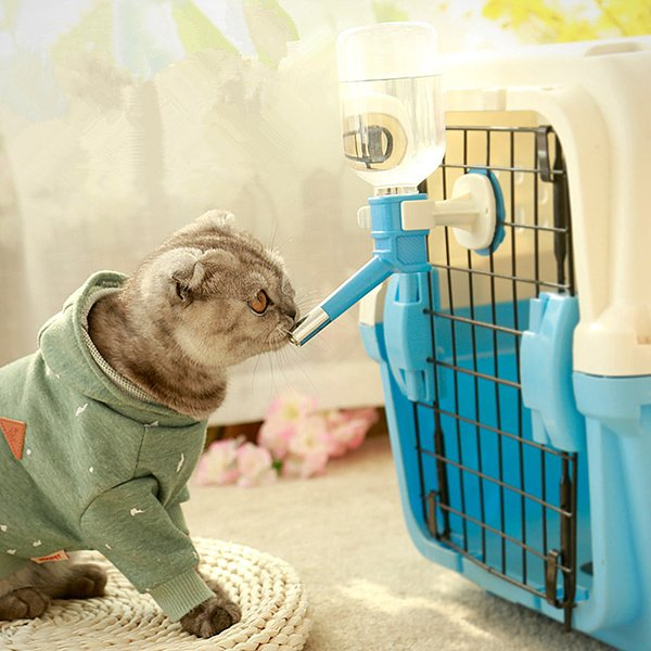New pet hanging water dispenser watertight ball ball cat dog supplies environmentally friendly non-toxic plastic easy installation fashion a