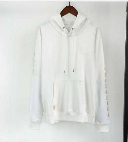 corazones cromos mujeres de la marca nuevos oficiales sudaderas estilo diseñador de los hombres suéter con capucha de alta calidad de impresión carta sudadera de algodón otoño