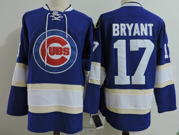 17 Kris Bryant Faucons noirs CU-B mixin