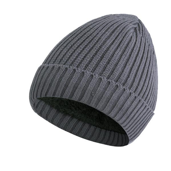 Men Women Baggy Warm Crochet Winter Wool Knit Ski Beanie Skull Slouchy Caps Hat hat and snud for girls fur pompon