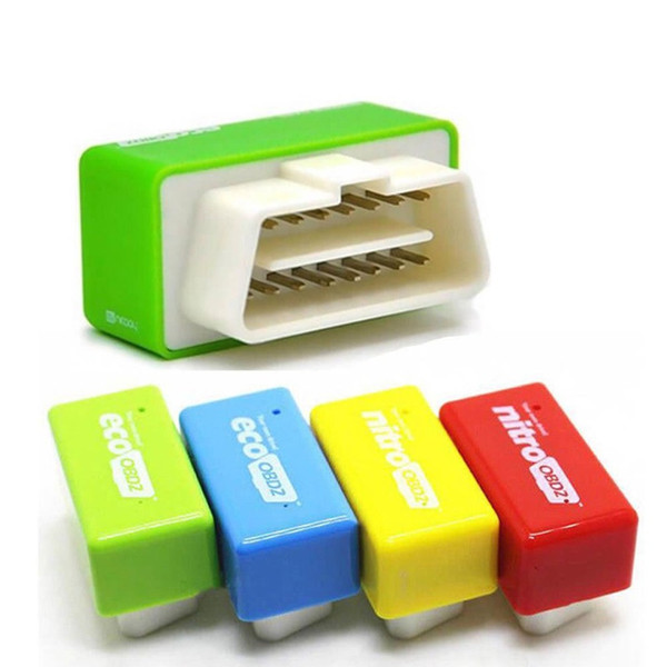 Eco OBD OBD2 Economy Fuel Saver Tuning Box Chip for Petrol Car Gas Saving Green