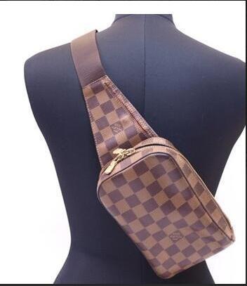 18SS Waist Bag 3M 44th Sup Unisex Fanny Pack Fashion Waist Men Canvas Hip-Hop Belt Bag Men Messenger Bags Small Shoulder Bag Free shipping