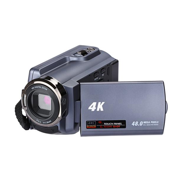 4 K WIFI Kameralar 48MP Ev Kullanımı Tarzı Dijital Kamera HD ekran OEM ve ODM hizmeti