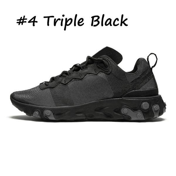 4 tripli neri