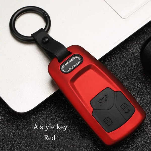 A style - Red