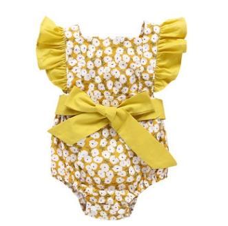 # 1 Bebek Kız Çocuk Tulumları