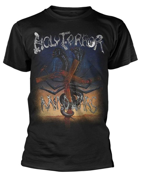T-shirt do Holy Terror