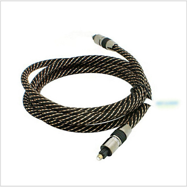 Fiber optic cable, gold audio fiber optic cable, wire and audio cable ZJ4