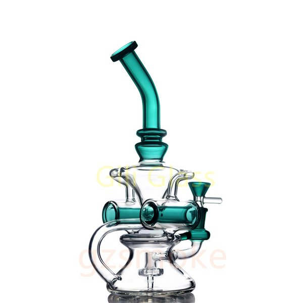 GW-298 Teal with bowl