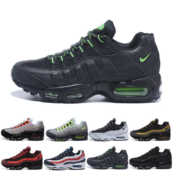 nike hombre zapatillas 2017 verdes