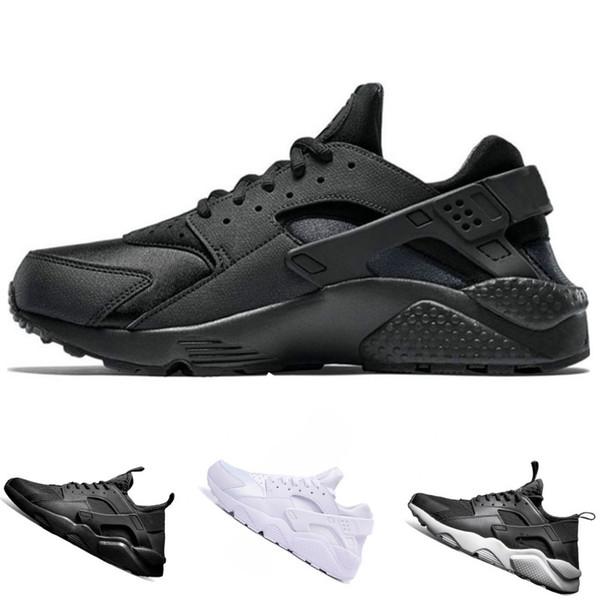 Nike air max Huarache New Balance Afshor Binle of white vapormax nmd slipper basketball designer shoes  Männer navy blue tan Huaraches Turnschuhe Designer Huraches Marke