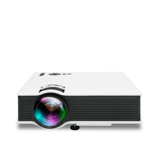 Mini-Projektor Portable UNIC UC46 + Wireless WIFI Full HD LED Video Heimkino-Projektor Miracast DLNA Airplay