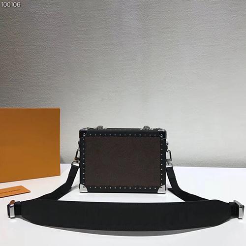 Borsa piccola borsa di legno M20101 Borsa a tracolla in pelle di agnello Cross Body Totes Borse da donna di lusso Borse designer famose marche 1A
