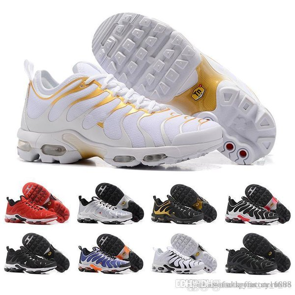 premium selection bce57 41d9e 2019 Hot Sale Original Air Max Plus Tn Ultra 3M New Official Men Breathable  Running Shoes Classic Low Top Rubber Sports Sneakers Italian Shoes Cute ...