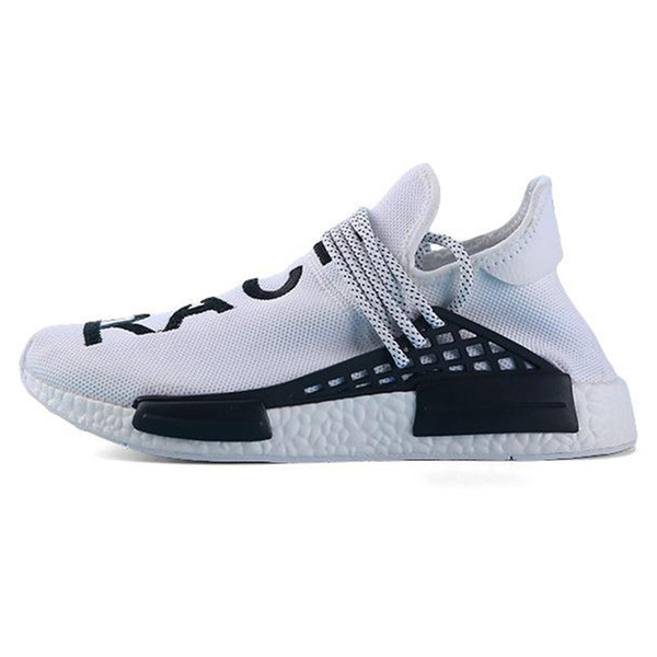 NMD Human Race TR Men Running Shoes Pharrell Williams Nmds Human Races Pharell Williams Mens Womens Trainers Sports Sneakers-qw65d498a32sd12