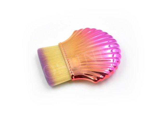 Золото-розовый-Flat
