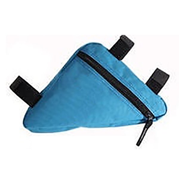 Waterproof Bicycle Bike Frame Pannier Front Tube Triangular Bag Pipe Pouch Carrier