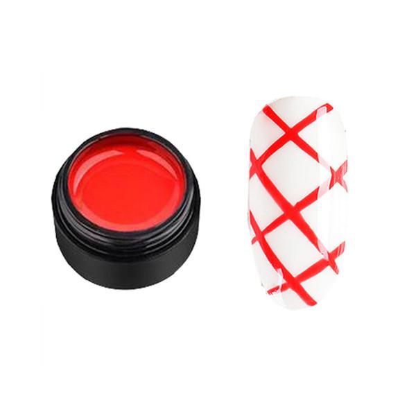 Nail Art Liner Gel Polish Pen Top Base Coat Kit Painting Drawing Manicure Nail Art Kit MH88