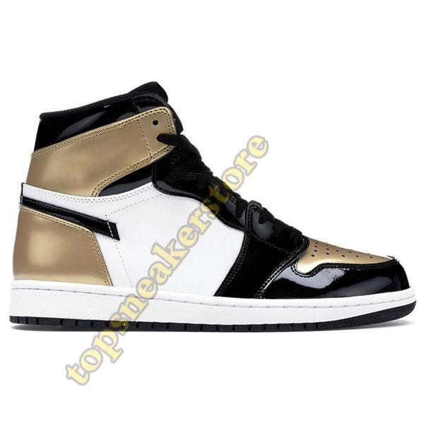 #20- Gold Toe