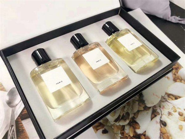 Preferential goods Best selling perfume three piece 30ml*3 Attractive fragrance with long lasting fragrance Women Perfume free shipping.