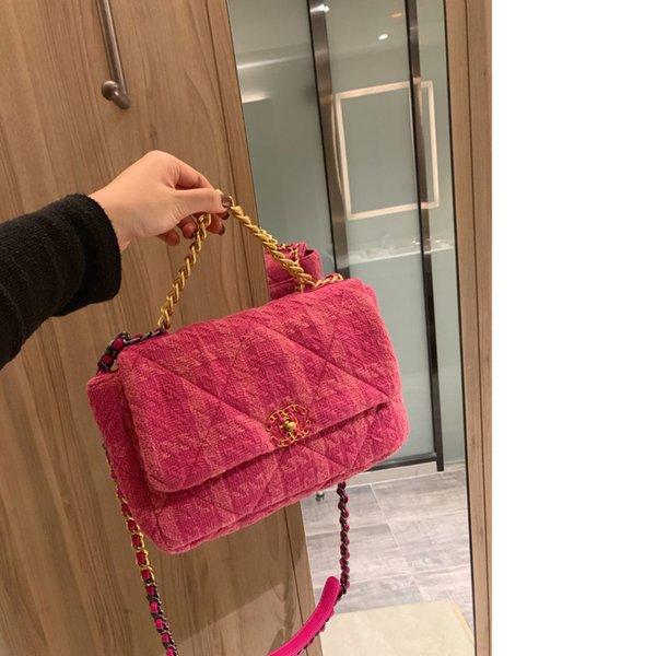 2020 New crossbody bag high quality shoudler handbag size 26*17cm handbags purses free shipping LK 19112380