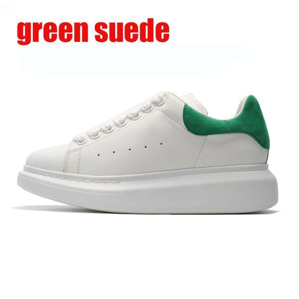 зеленые замшевые 36-44