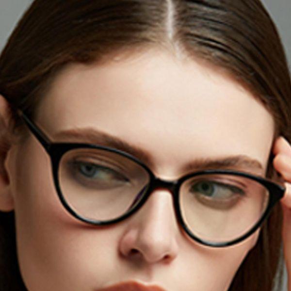2019 new sexy cat eye óculos ópticos mulheres transparente eyewear marca designer de óculos vintage claro optical frame oculos
