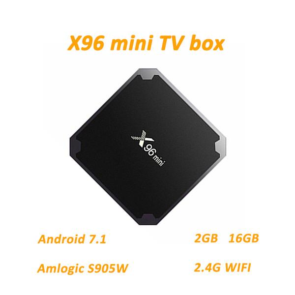 X96 mini-2GB 16GB