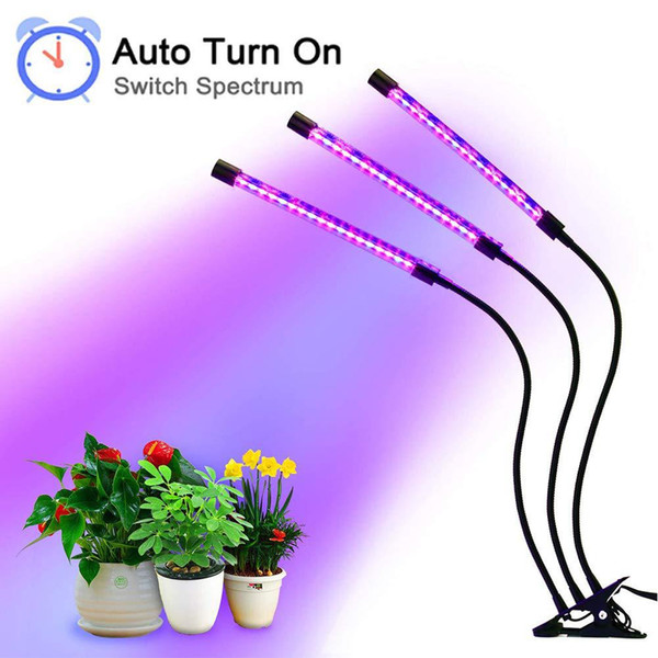 LED Grow Light 12v Fitolampy LED Phyto Lamp For Indoor Vegetable Flower Plant Tent Box Fitolamp 60 LED 30W