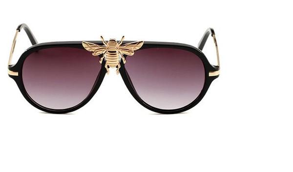 Marka tasarım 2019 Sıcak satış yarım çerçeve güneş gözlüğü kadın erkek Kulübü Usta Güneş gözlükleri açık havada sürüş gözlük uv400 Gözlük katiyen kahverengi vaka