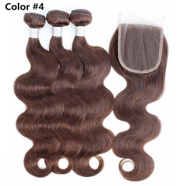 Color 4 Dark Brown