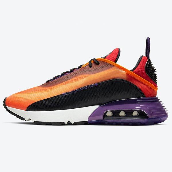 a10 Magma Orange 36-45