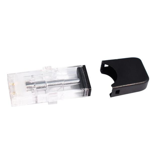 Mjtech Olax V3 Pod Cartridge Nichrome Coil Empty Vape 0.7ml 0.5ml Tank for Thick Oil Compatible Pods Authentic