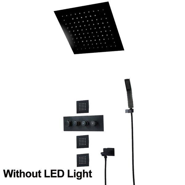 LED 조명없이