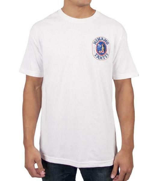 Hinano Classic Oval Logo T-shirt Royal Blue or White - Front & Back Print - New Men Women Unisex Fashion tshirt Free Shipping
