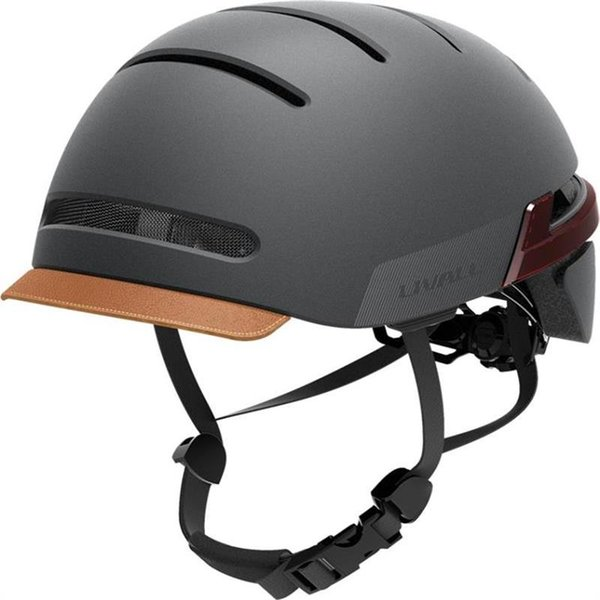 livall Smart Cycling Helmet Electric Balance Scooter Commuter Helmet Wireless Turn Signal Handlebar Remote Bluetooth Speaker