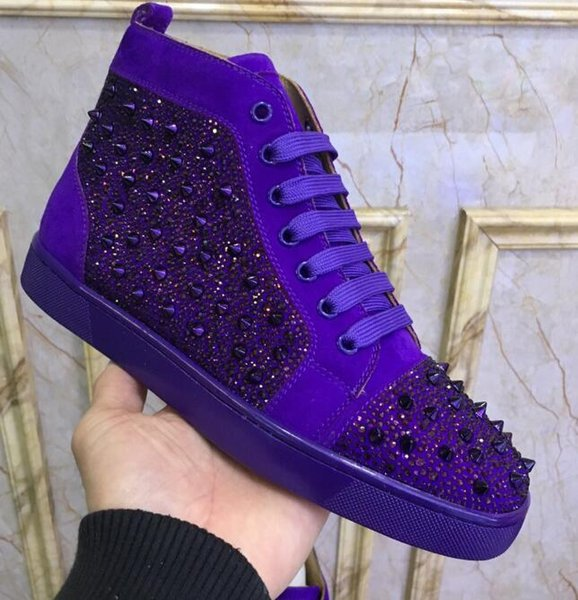 New Rantus Orlato Sneakers Graffiti Flat Hommes Hommes Rouge Chaussures Bas, 2018 New PIK PIK Goujons Chaussures No Limit strass Red Sneakers C17