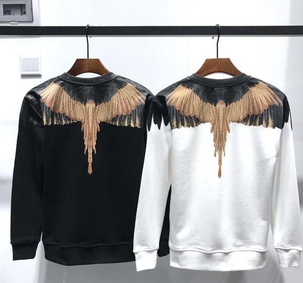 Mens 2019 Designer de luxo Brasão Clothes GARÇA PRESTON Homens Mulheres Quente Brasão de algodão roupas soltas CraneXXLv