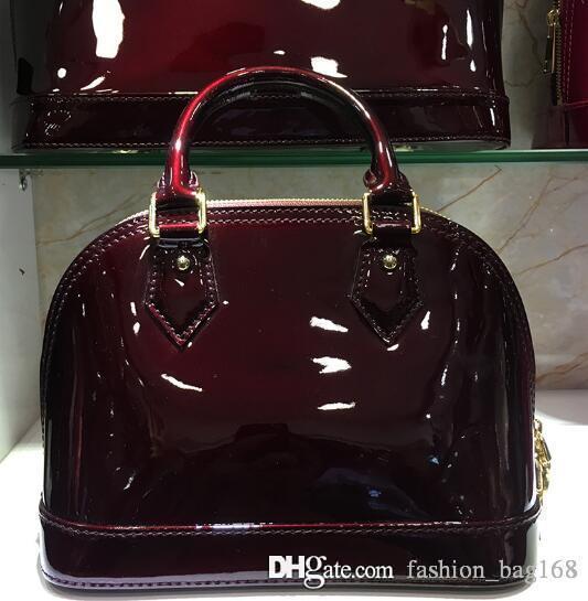top popular 2018 Hot Designer Women Mini Gird Shell Handbags Crossbody Shoulder Tote Bags High Quality Genuine Leather Women Messenger Cross Body Bags 2019
