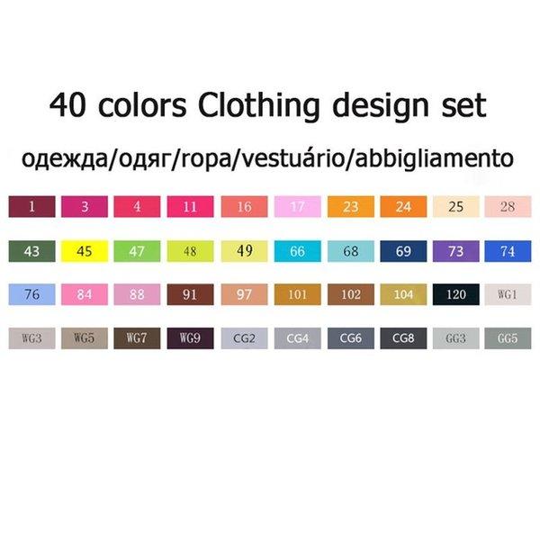 40 Giyim Seti