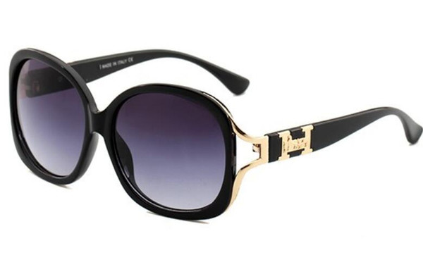 Sunglasses Luxury Women Brand Designer Cat Eyes Glasses Summer Style Rectangle Full Frame Top Quality UV Protection Come With Case