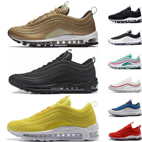 Nike air max 97 2019 plus trainer sportschuhe herren laufschuhe outdoor dreifach weiß presto shock tn frauen designer wandern zapatos turnschuhe größe